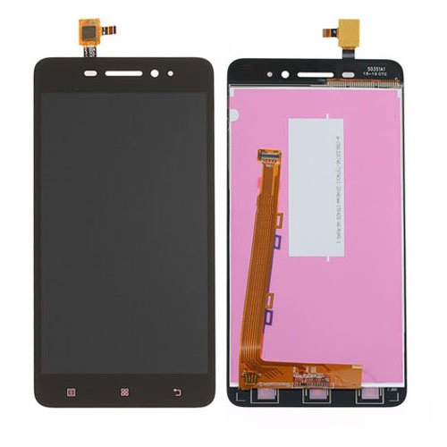 LCD with Digitizer Assembly for Lenovo S60 Black