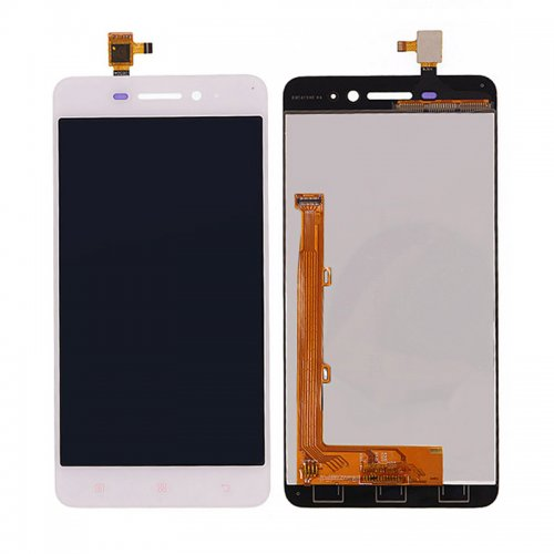 LCD with Digitizer Assembly for Lenovo S60 White