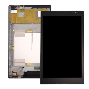 LCD with Digitizer Assembly  with Frame  Lenovo TAB S8-50 S8 50F S8-50LC Black