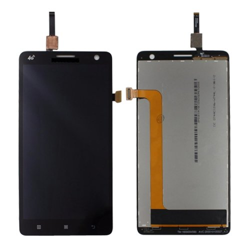 LCD with Digitizer Assembly for Lenovo S810T Black