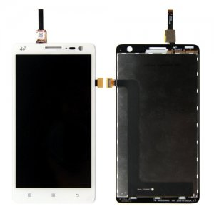 LCD with Digitizer Assembly for Lenovo S810T White