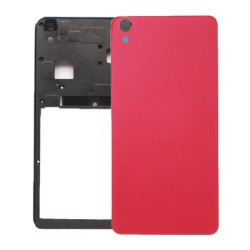 Battery Cover for Lenovo S850 Red