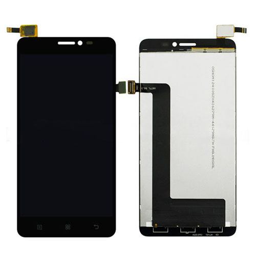 LCD with Digitizer Assembly for Lenovo S850 Black
