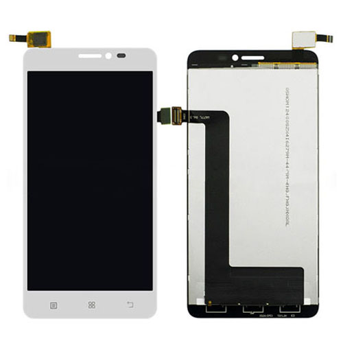 LCD with Digitizer Assembly for Lenovo S850 White
