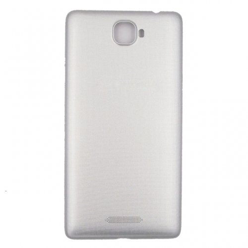 Battery Cover for Lenovo S856 silver