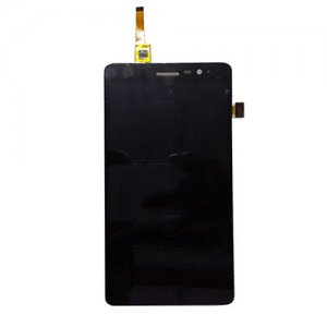 LCD with Digitizer Assembly for Lenovo S860 Black