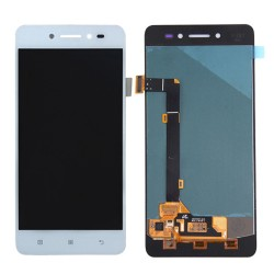 LCD with Digitizer Assembly for Lenovo S90 White