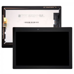 LCD with Digitizer Assembly for Lenovo Tab 2 A10-30 Black Ori