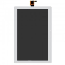 LCD with Digitizer Assembly for Lenovo Tab 2 A10-30 White Ori