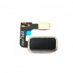 Fingerprint Sensor Flex Cable for Lenovo Vibe P1 Black