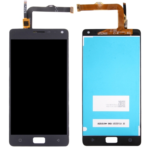 LCD with Digitizer Assembly for Lenovo Vibe P1 Bla...