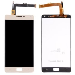 LCD with Digitizer Assembly for Lenovo Vibe P1 Gold