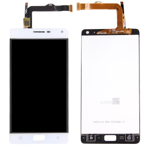 LCD with Digitizer Assembly for Lenovo Vibe P1 Whi...