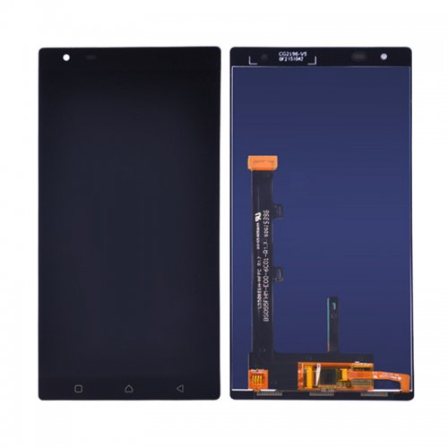 LCD with Digitizer Assembly for Lenovo Vibe X3 Bl
