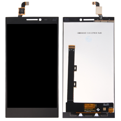 LCD with Digitizer Assembly for Lenovo Vibe Z2 Bla...