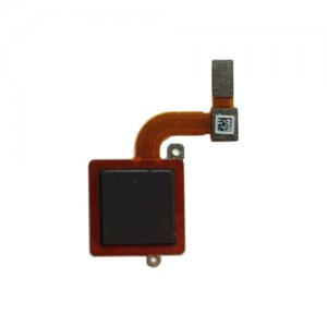 Fingerprint Sensor Flex Cable for Lenovo K6 Note Black
