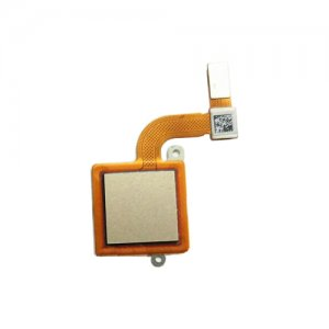 Fingerprint Sensor Flex Cable for Lenovo K6 Note Gold