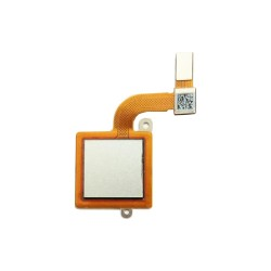 Fingerprint Sensor Flex Cable for Lenovo K6 Note Silver