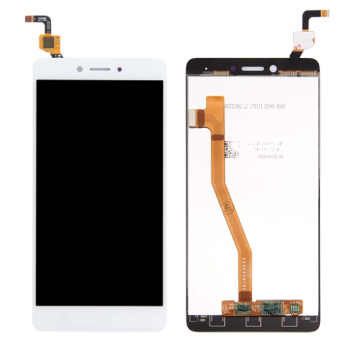 LCD with Digitizer Assembly for K6 Note White
