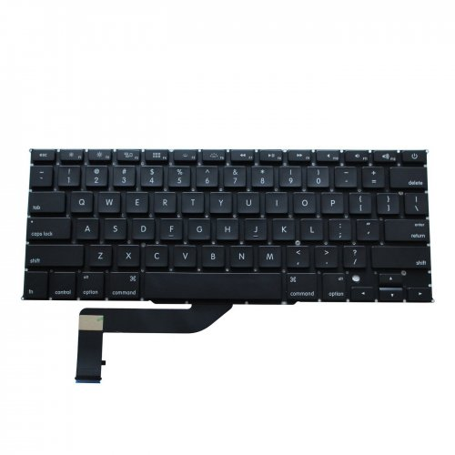 "MacBook Pro 15"" A1398 Keyboard US English Late 2013-Mid 2015"