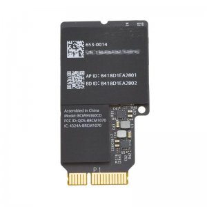"For iMac 27"" A1418 A1419 AirPort Wireless Network Card (Late 2012,Mid 2014) #BCM94360CD"