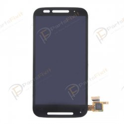 For Motorola Moto E XT1022 LCD Screen and Digitizer Assembly Black