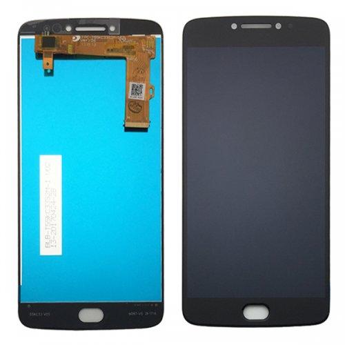 Screen Replacement for Motorola Moto E4 Plus Black