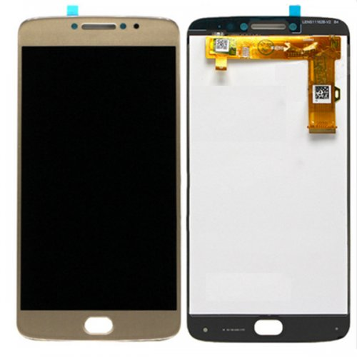 Screen Replacement for Motorola Moto E4 Plus Gold