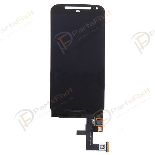 For Moto G2 LCD and Digitizer Assembly Black