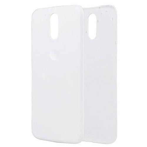 Battery Cover for Motorola Moto G4 White