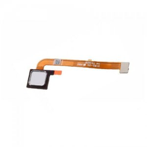 Fingerprint Sensor Flex Cable for Motorola Moto G4 Silver