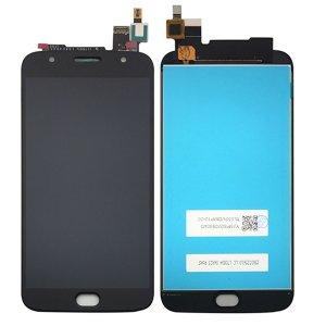 Screen Replacement for Motorola Moto G5S Plus Black