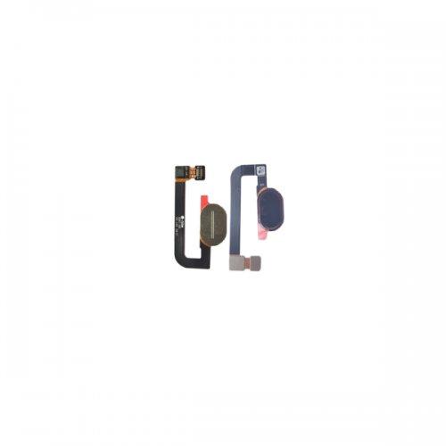 Fingerprint Sensor Flex Cable for Motorola Moto G5S Black