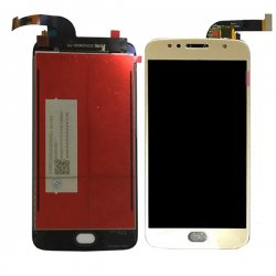 Screen Replacement for Motorola Moto G5S Gold