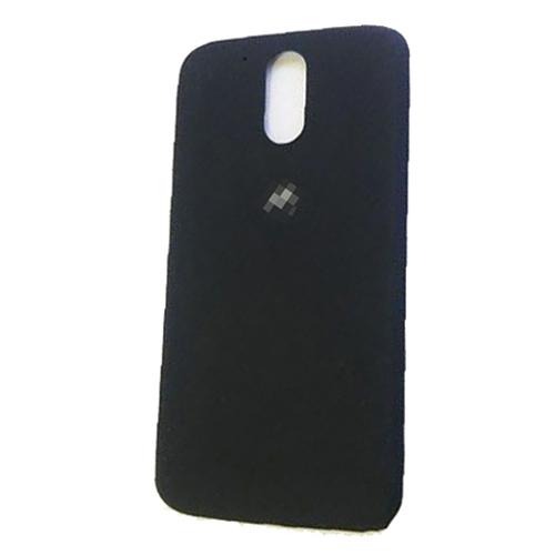 Battery cover for Motorola Moto G4 Plus Black