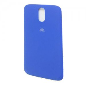 Battery cover for Motorola Moto G4 Plus Blue