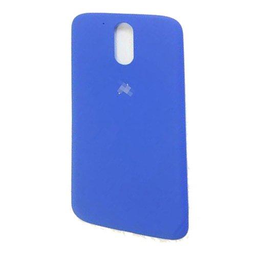 Battery cover for Motorola Moto G4 Plus Blue
