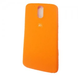 Battery cover for Motorola Moto G4 Plus Orange