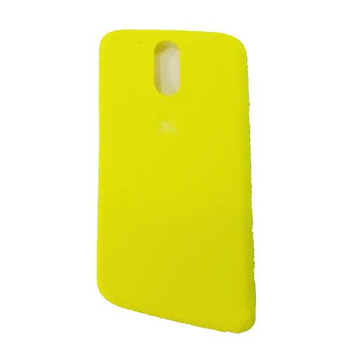 Battery cover for Motorola Moto G4 Plus Yellow