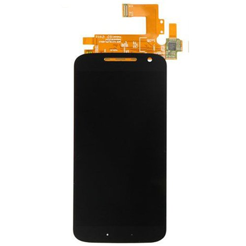 LCD with Digitizer Assembly for Motorola G4 Plus Black
