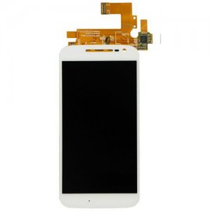 LCD with Digitizer Assembly for Motorola G4 Plus White