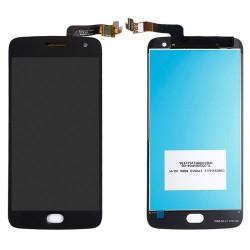 Screen Replacement for Motorola Moto G5 Plus Black Third Party