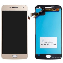 Screen Replacement for Motorola Moto G5 Plus Gold Third Party