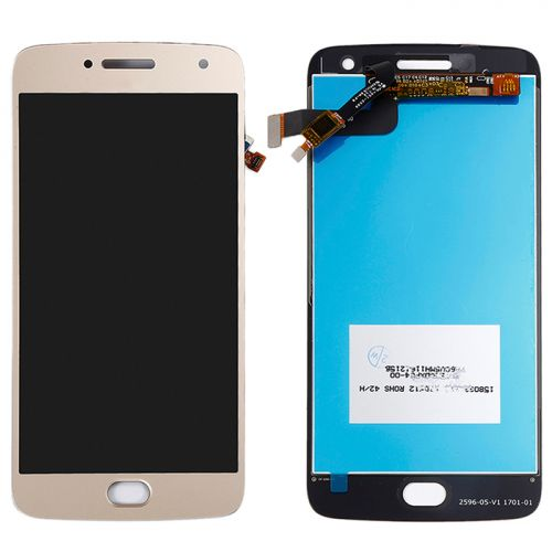 Screen Replacement for Motorola Moto G5 Plus Gold ...