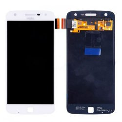LCD with Digitizer Assembly for Motorola Moto Z Play XT1635 White