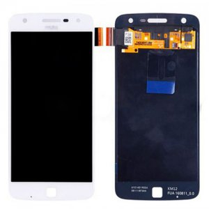 LCD with Digitizer Assembly for Motorola Moto Z XT1650  White