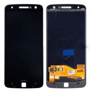 LCD with Digitizer Assembly for Motorola Moto Z XT1650 Black