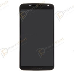LCD with Frame for Motorola Nexus 6