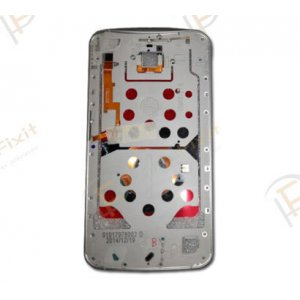 Middle Plate for Motorola Nexus 6 White