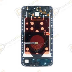 Middle Plate for Motorola Nexus 6 Blue